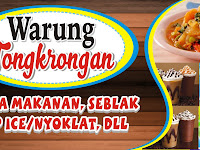 Download Contoh Spanduk Aneka Makanan.cdr