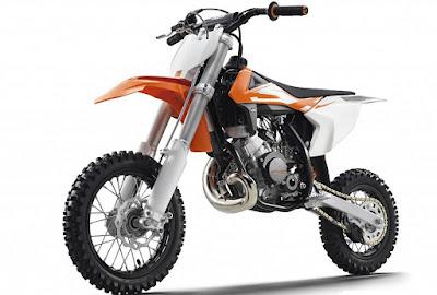 Motor KTM 50 SX