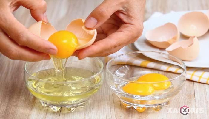 Cara menghilangkan bekas luka di wajah dengan putih telur