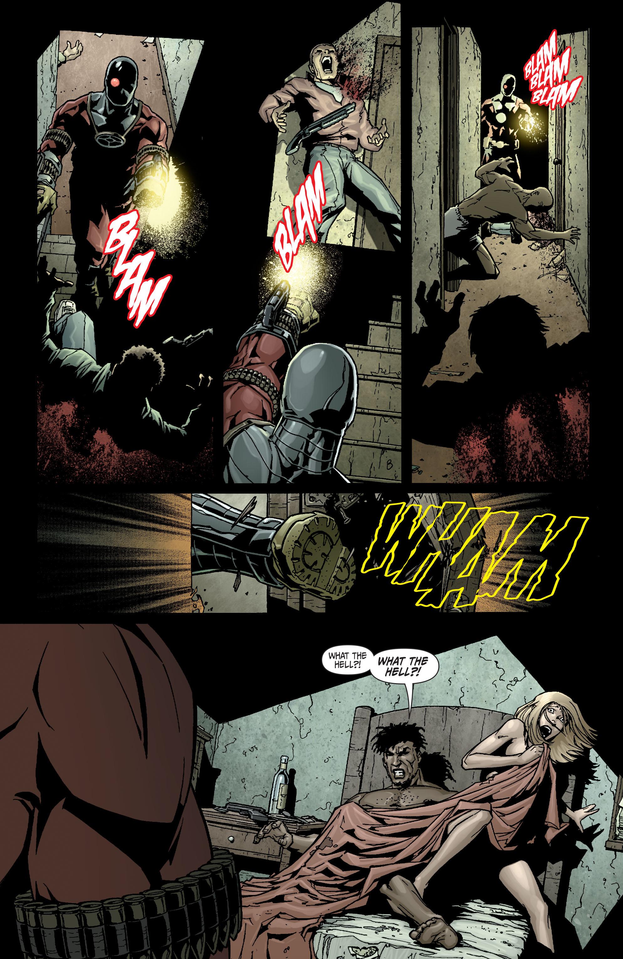 Read online Secret Six (2008) comic -  Issue #15 - 9