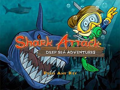تحميل لعبة هجوم القرش مجانا Download shark attack game برابط مباشر