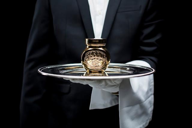 18-carat good Marmite