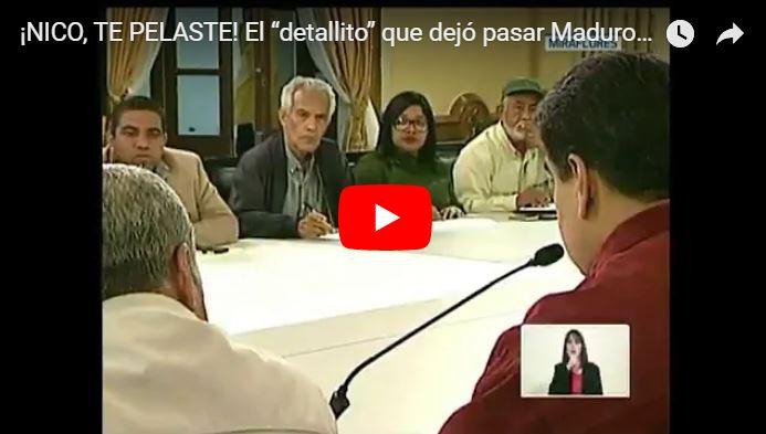 Maduro dijo en cadena que un kilo de queso vale menos de 10 bolívares soberanos