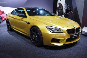 2016 BMW M6 release date