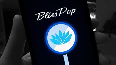 Blisspop k3 note rom