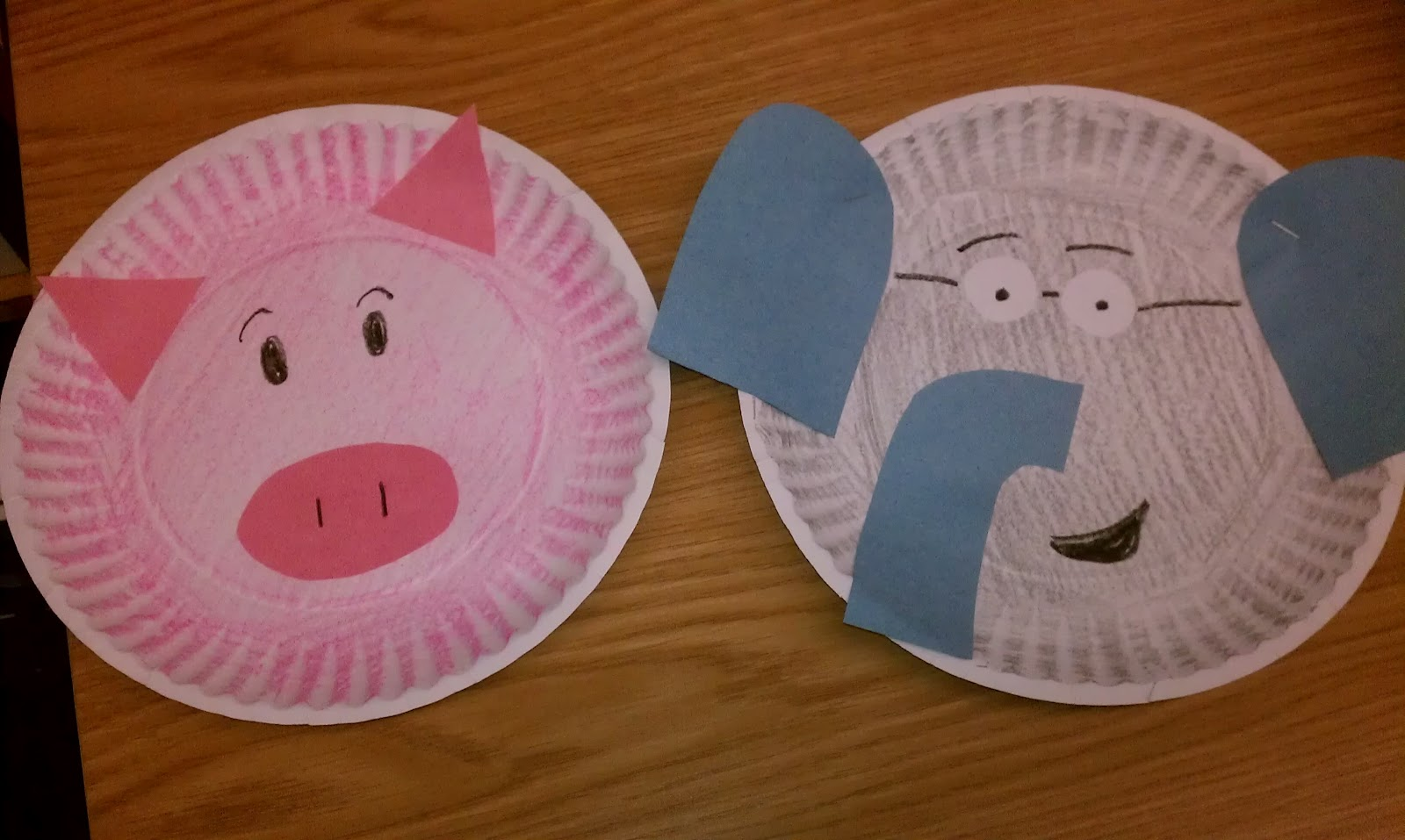 First Graders Take Flight Elephant And Piggie