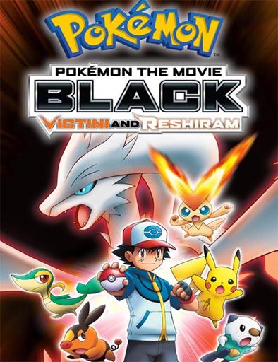 Ver Pokémon 14 Negro: Victini y Reshiram (2011) Online