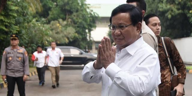 Prabowo datangi PBNU besok sore