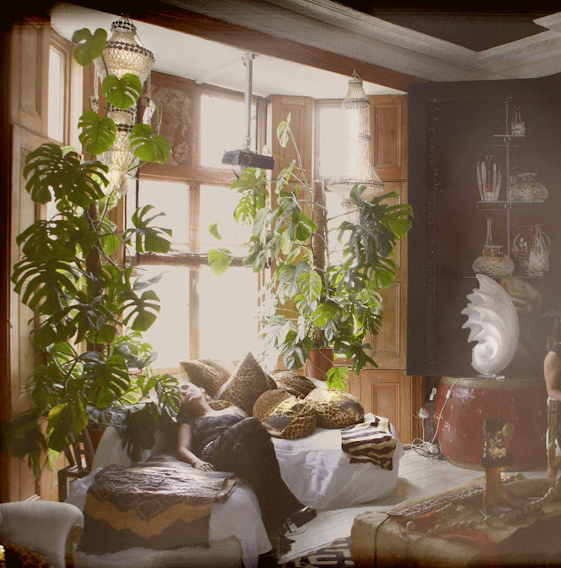 Moon To Moon: Seductive Interiors By Sera Hersham-Loftus