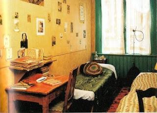 quarto da Anne Frank