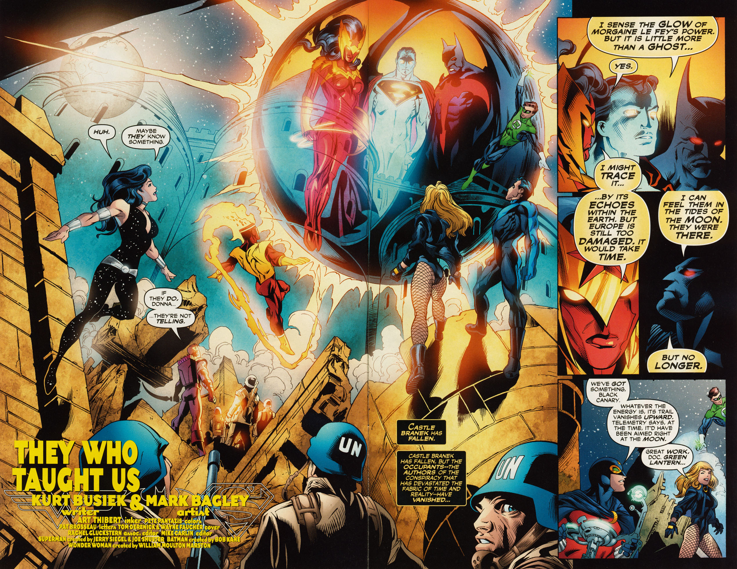 Read online Trinity (2008) comic -  Issue #46 - 4