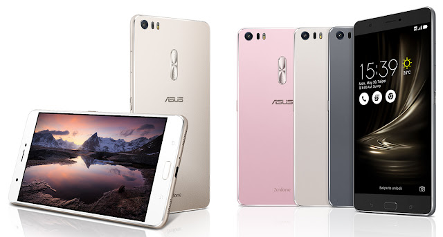 Asus Zenfone 3 Ultra launched with 4GB RAM, 6.8-inch Full HD display & Qualcomm Snapdragon 652