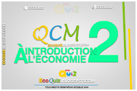 Introduction à L'Économie : QCM 2