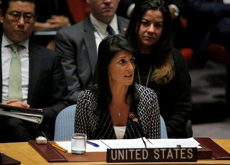 Dubes AS untuk PBB: Washington Ingin Hentikan Iran Jadi Seperti Korut