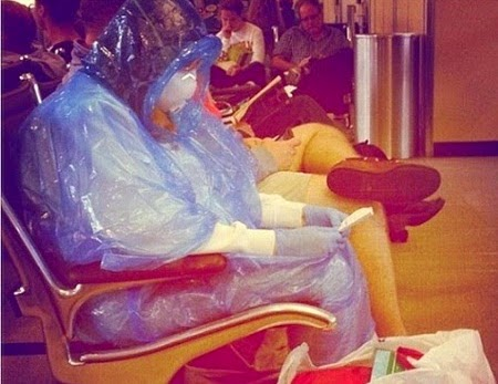 ebola suit dc airport