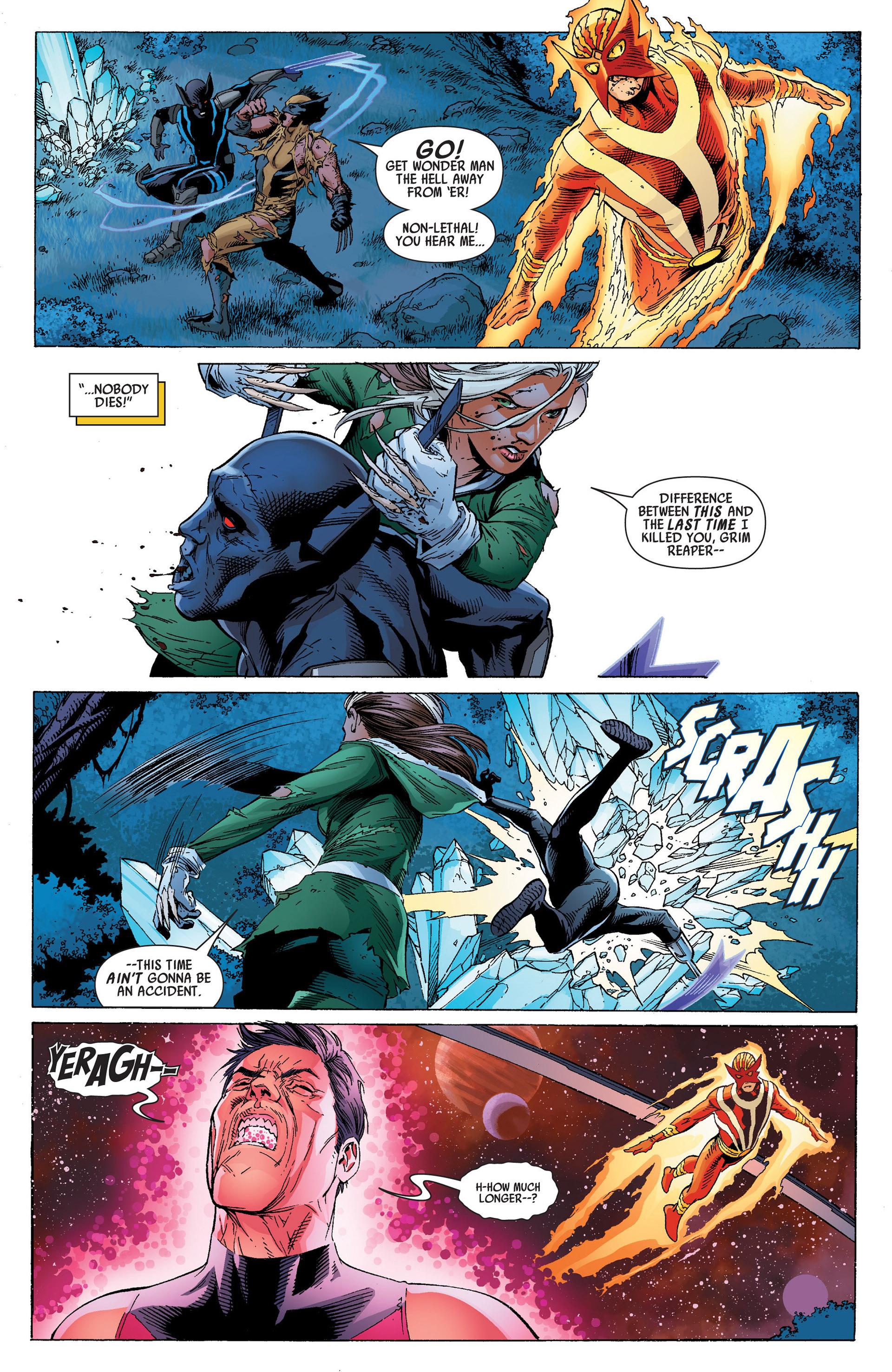 Read online Uncanny Avengers (2012) comic -  Issue #14 - 12