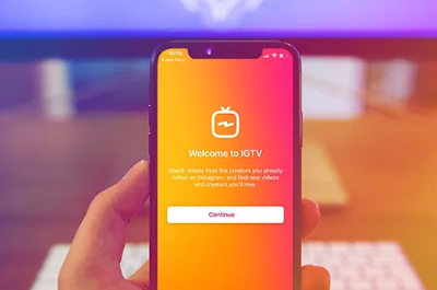 Cara Menyimpan / Download Video IGTV di Instagram Orang Lain di HP Android Dan iOS