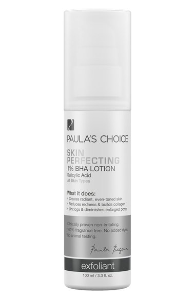 Paula's Choice Skin Perfecting 1% BHALotion Exfoliant by barbies beauty bits