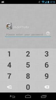برنامج HidePhoto