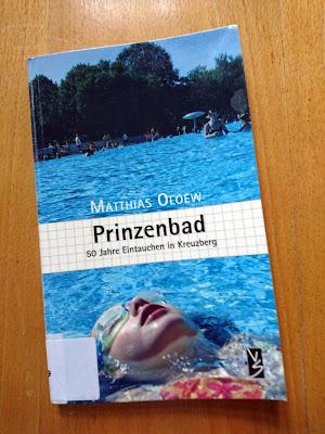 Buch zum Prinzenbad von Matthias Oloew.