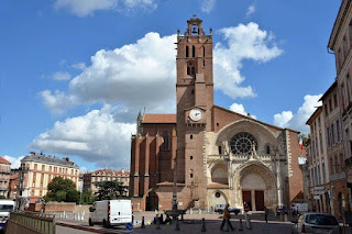 Catedral saint etienne toulouse