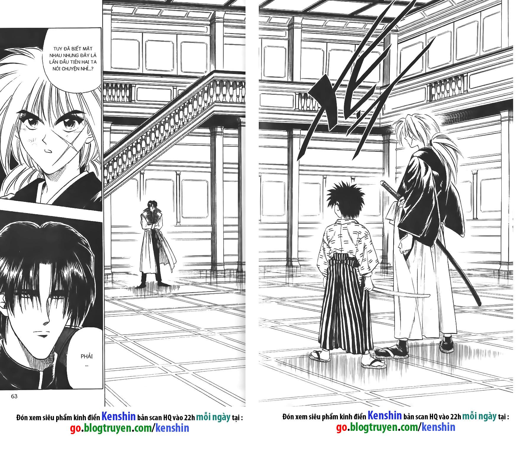 Rurouni Kenshin chap 25 trang 19