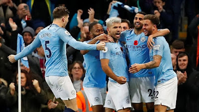 Highlight Manchester City 3-1 Manchester United, 11 November 2018
