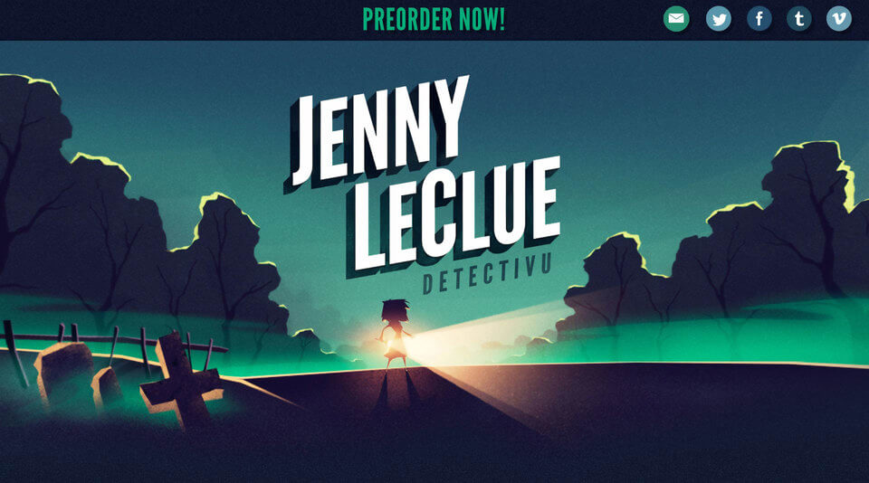 Jenny LeClue: Detectivu Will Release In Q1 2019 For PC, PS4, Xbox One, And Nintendo Switch