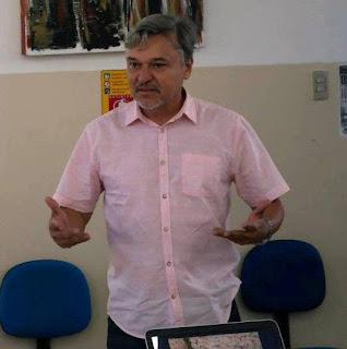 Novo diretor do CES reafirma luta pelo fortalecimento do campus de Cuité da UFCG