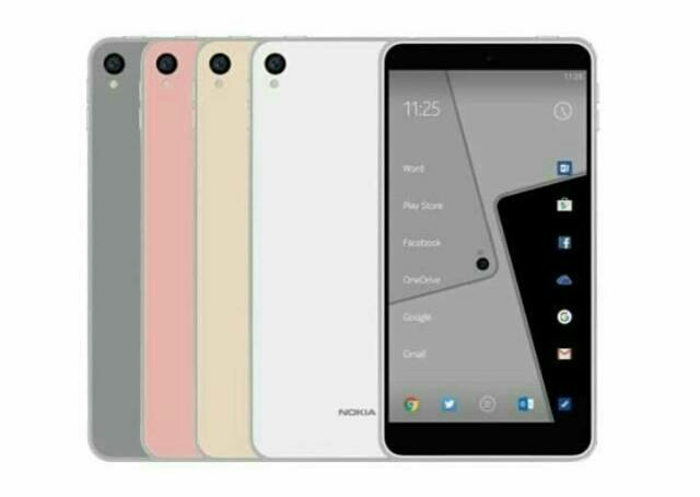 Nokia D1C Launch With 4GB RAM And 7000mAh Battery, Know The price