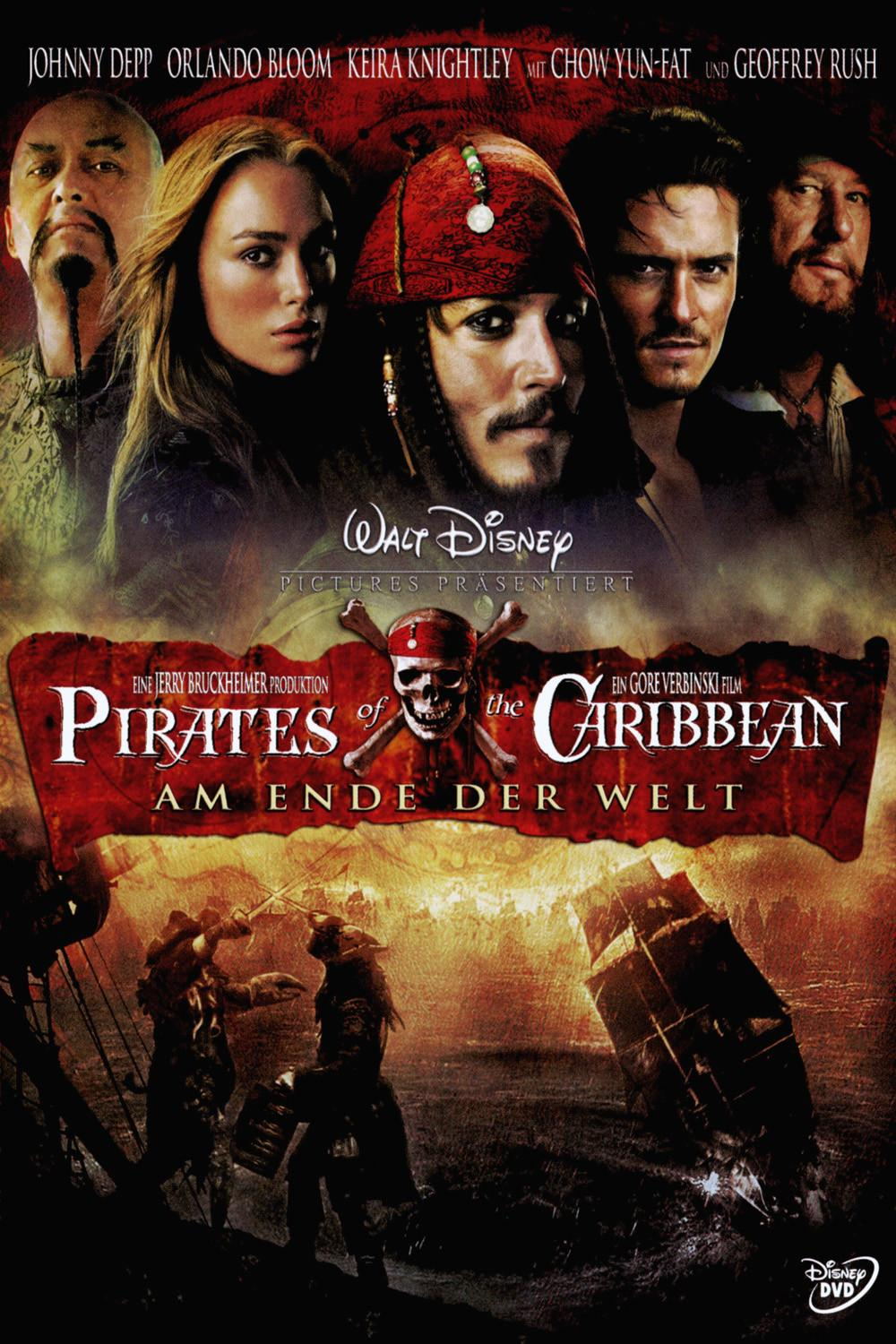 Download Pirates of the Caribbean: At World's End (2007 ...