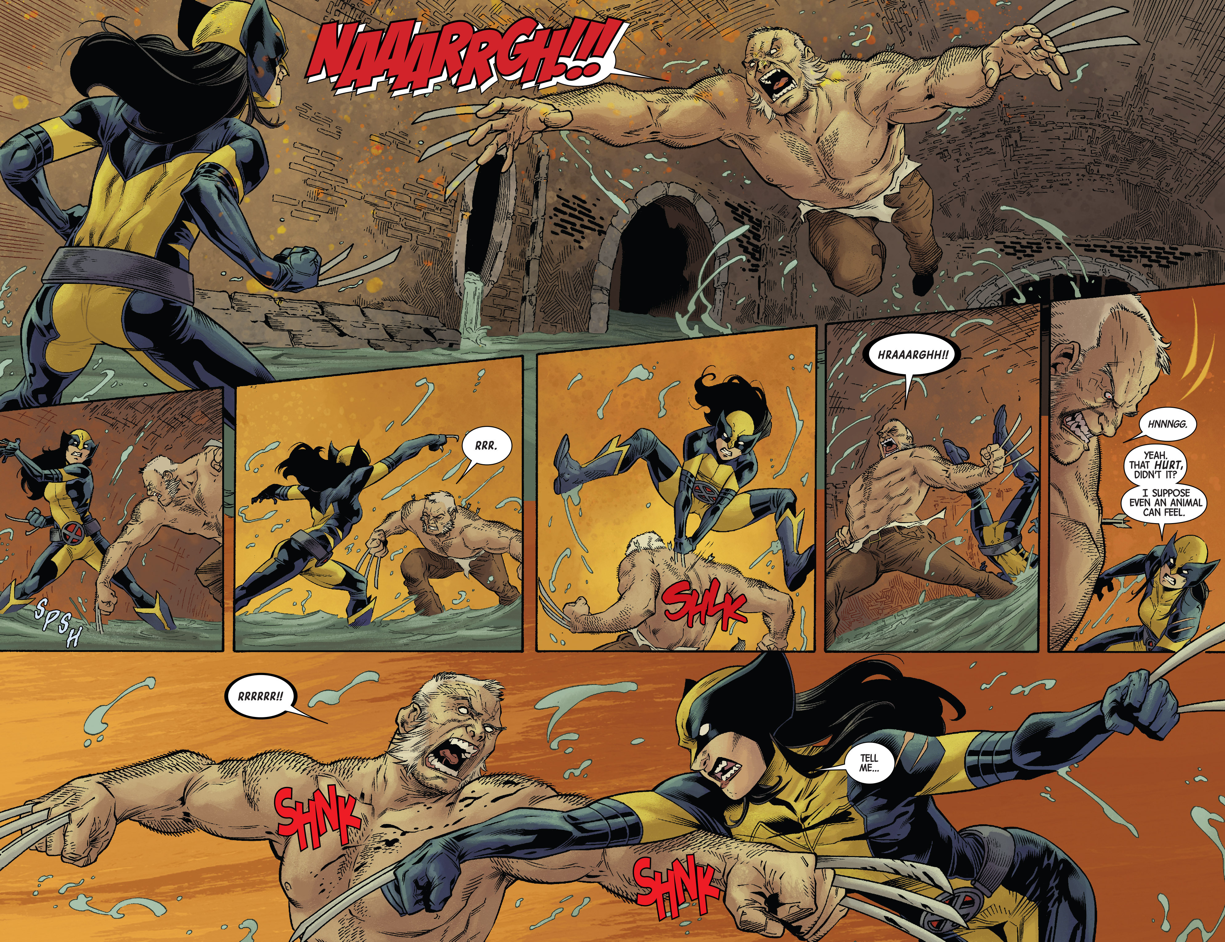 Read online All-New Wolverine (2016) comic -  Issue #12 - 12