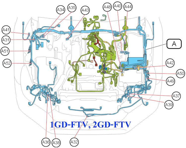 Toyota Hilux Revo Wiring | Wiring Diagram on