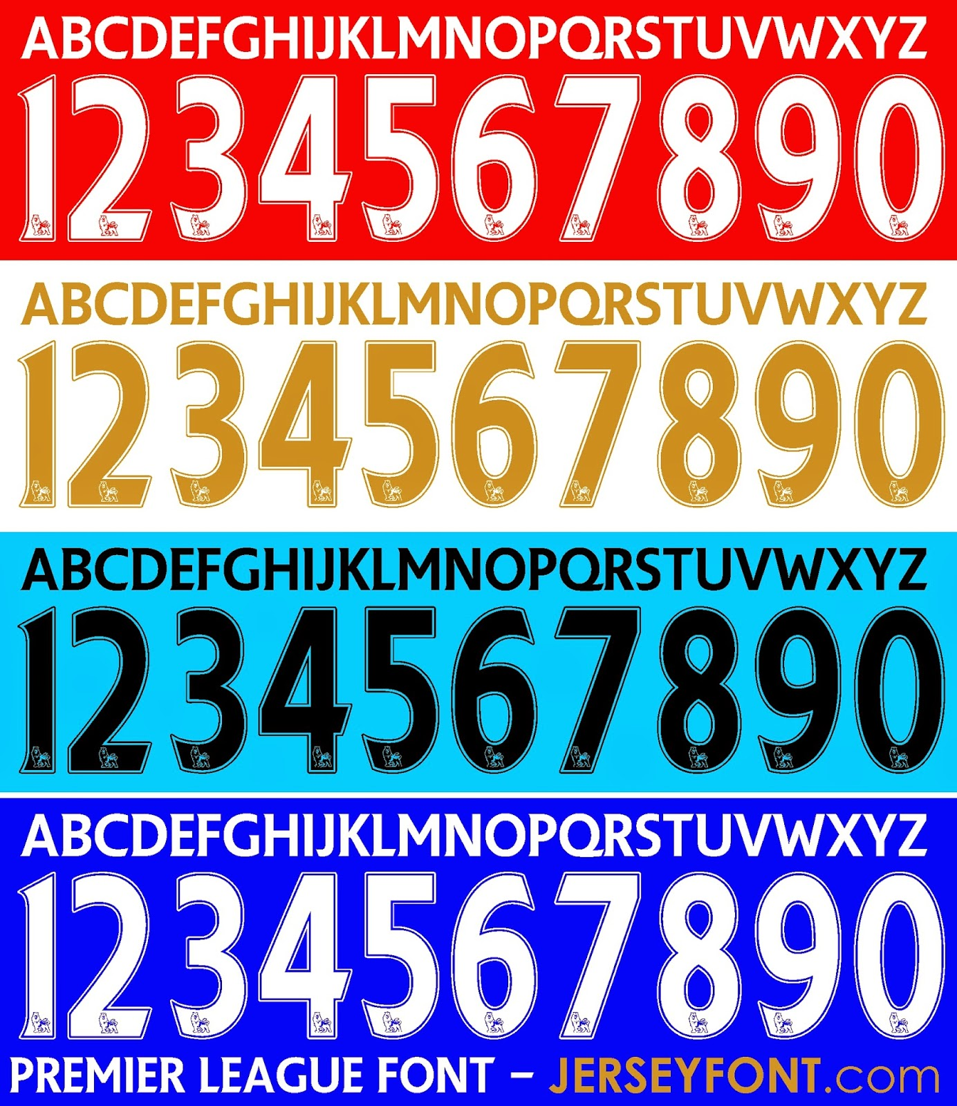 English Ttf Fonts