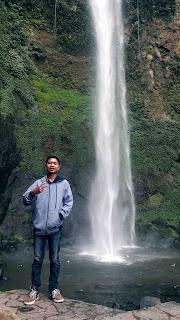 Air Terjun Pelangi Bandung 7