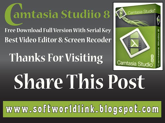 camtasia 8 free full version