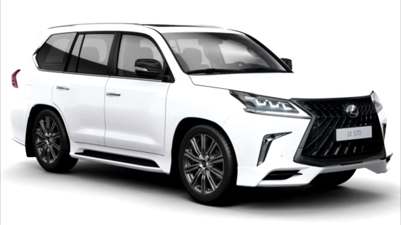 2018 lexus lx 570 superior leaked ahead of russia middle east debut carscoops. Black Bedroom Furniture Sets. Home Design Ideas