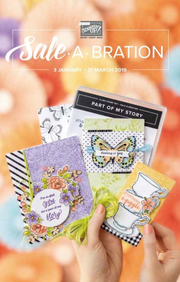 Sale a Bration Flyer