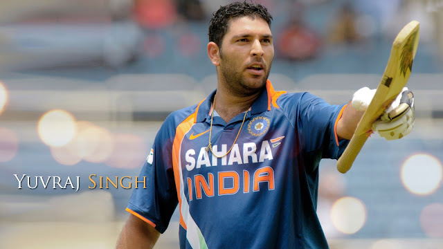 Free Download Wallpaper HD : yuvraj singh