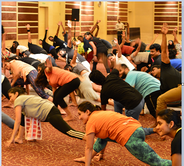 Novotel Hyderabad Airport hosts Hyderabad Fitness Carnival 2016