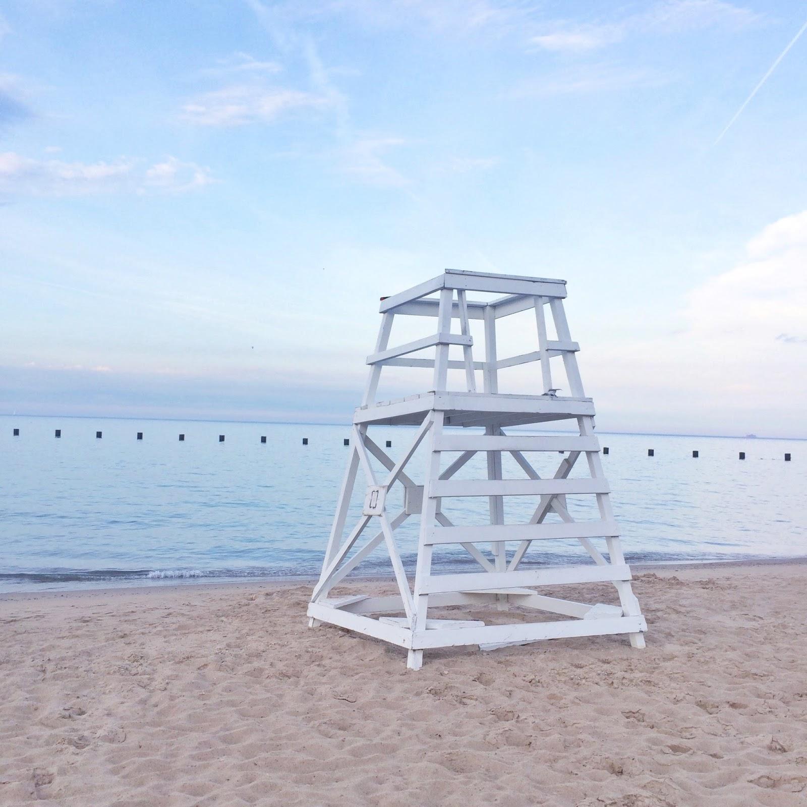 north avenue beach chicago