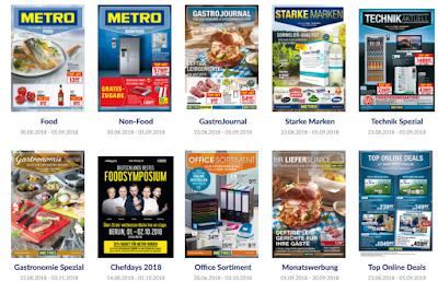 METRO prospekte-kataloge