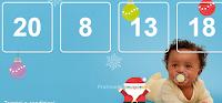Logo Calendario dell'Avvento MAM: vinci ogni giorno 3 prodotti