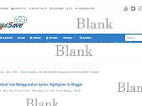 Iklan Adsense Tiba-Tiba Hilang/Blank Padahal Sudah Full Approved 2017