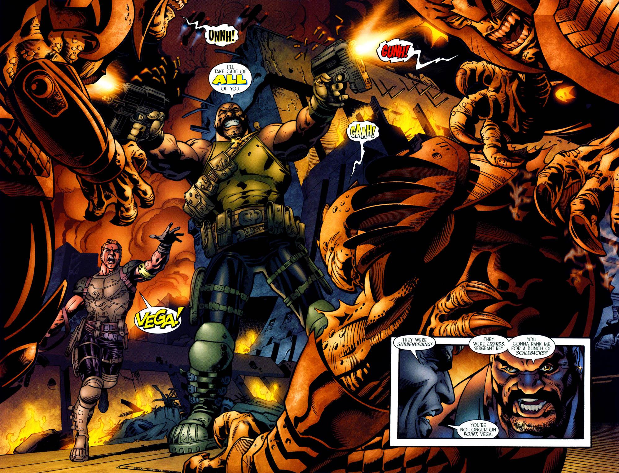 Read online Sigil (2000) comic -  Issue #35 - 4