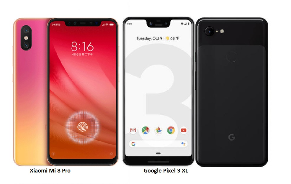 The Xiaomi Mi 8 Pro Comes With 6 GB Of RAM And 64 128 Internal Memory Which Can Not Be Expanded Via MicroSD Boasts