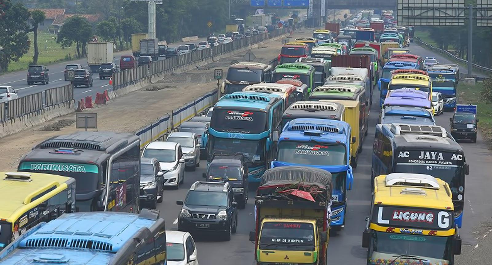 Arus Balik Ke Jakarta