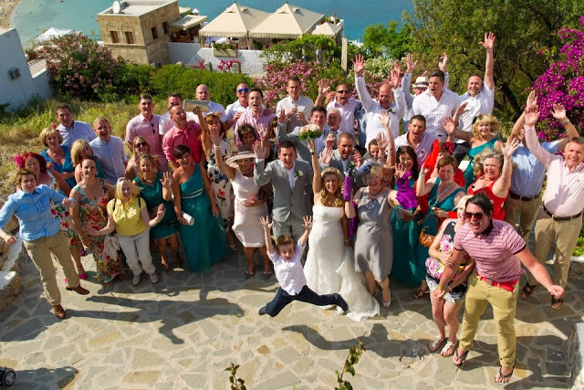 Married abroad, lindos weddings