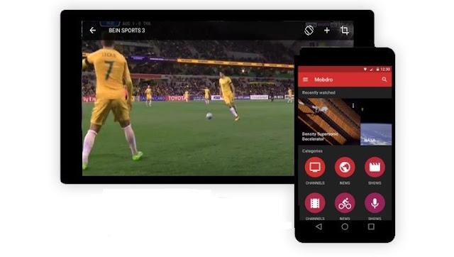 أفضل تطبيق لمشاهدة المباريات المشفرة على الهاتف الجوال