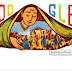 India's first known feminist on Google Doodle